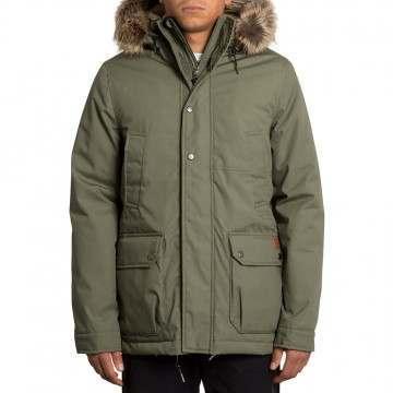 Volcom Lidward Jacket Army Green