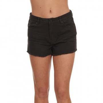 Volcom 1991 Denim Shorts Black