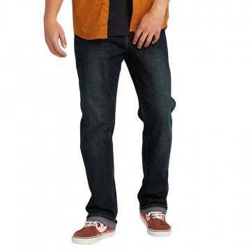 Volcom Kinkade Demin Jeans Vintage Blue