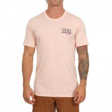 Shore Eight Tee II Pale Pink