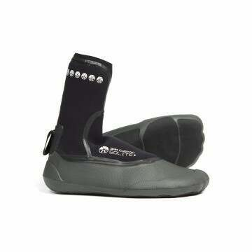 Solite 3MM Customer Modlable Wetsuits Boots Black