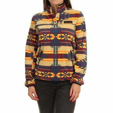 Kavu Cavanaugh Fleece Canyon Sunset