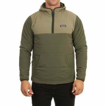 Patagonia Pack In Hoody Basin Green