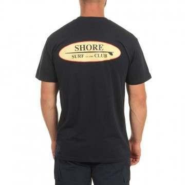 Shore Original Surf Club Tee Navy
