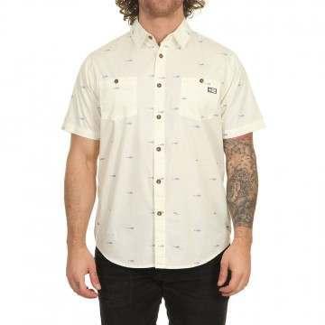 Salty Crew Provisions Shirt Bone