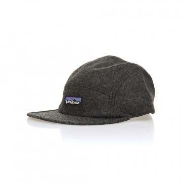 Patagonia Recycled Wool Cap Forge Grey