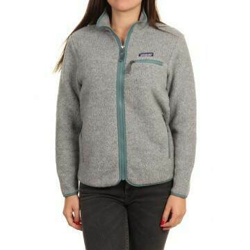 Patagonia Retro Pile Jacket Salt Grey