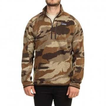 Patagonia Better Sweater 1/4 Zip Fleece Kansas