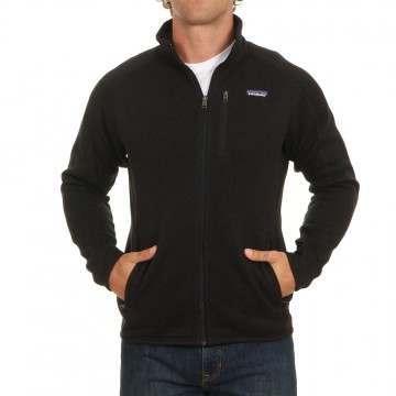Patagonia Better Sweater Fleece Jacket Black
