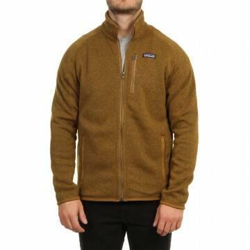 Patagonia Better Sweater Fleece Jacket Brown