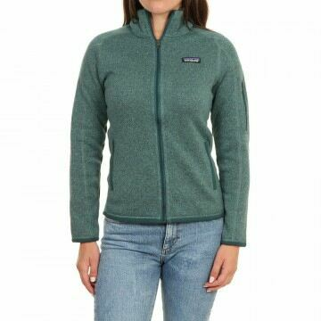 Patagonia Better Sweater Jacket Regen Green