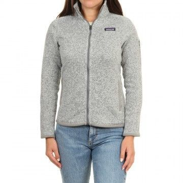 Patagonia Better Sweater Jacket Birch White