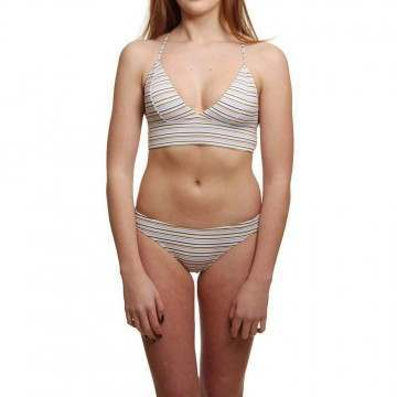 Pukas Regular Tri Bikini Multi Stripes