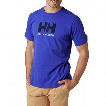 Helly Hansen HH Logo Tee Royal Blue