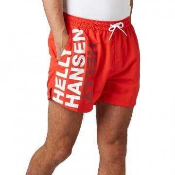 Helly Hansen Cascais Swimshorts Alert Red