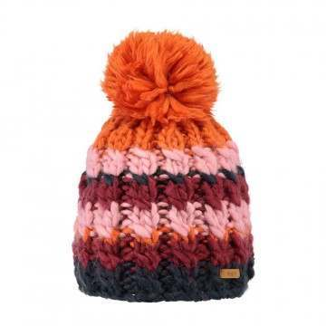 Barts Feather Beanie Maroon