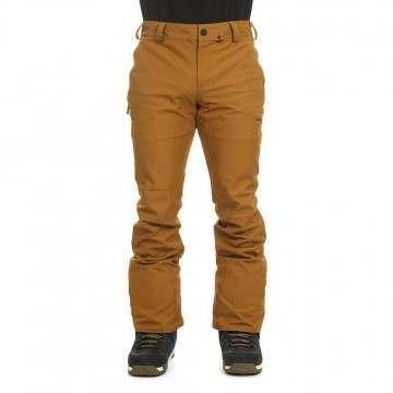 Volcom Klocker Tight Snow Pants Caramel