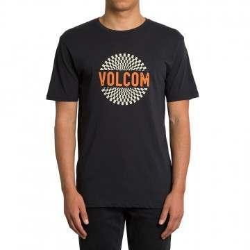 Volcom Restoned Tee Black