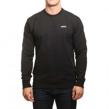 Patagonia P6 Label Uprisal Crew Black