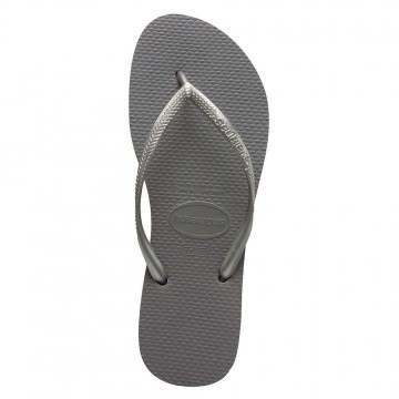 Havaianas Slim Sandals Steel Grey