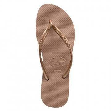 Havaianas Slim Sandals Rose Gold