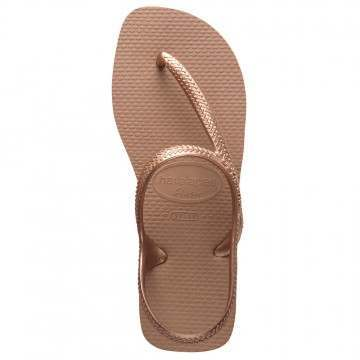 Havaianas Flash Urban Sandals Rose Gold