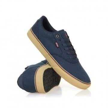 Etnies Blitz Shoes Navy/Gum
