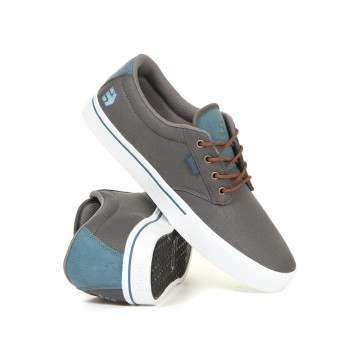 Etnies Jameson 2 Eco Shoes Grey/Blue/Gum