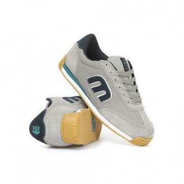 Etnies Lo-Cut II LS Shoes Grey/Navy