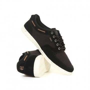Etnies Dory Shoes Black/Brown/Green