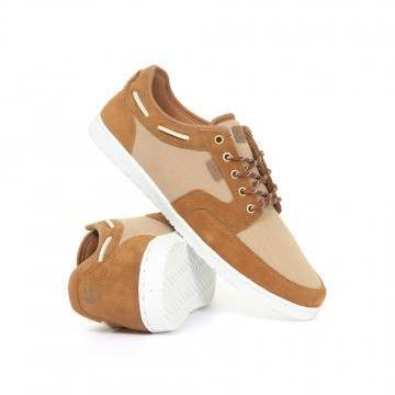 Etnies Dory Shoes Brown/Tan/White