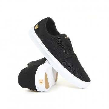 Etnies Stratus Shoes Black/White