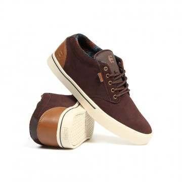 Etnies Jameson Mid Shoes Brown/Tan