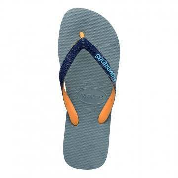 Havaianas Top Mix Sandals Silver Blue