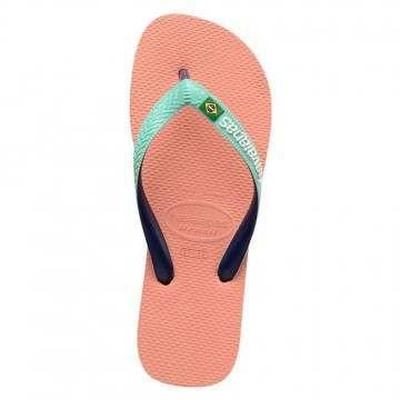 Havaianas Brasil Mix Sandals Silk Rose