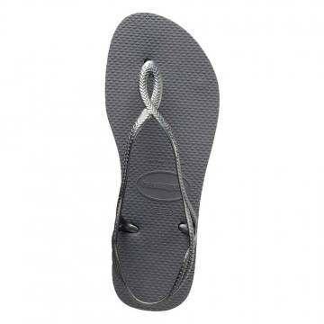 Havaianas Luna Sandals Steel Grey