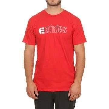 Etnies Ecorp Tee Red