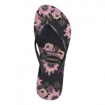 Havaianas Slim Organic Sandals Black