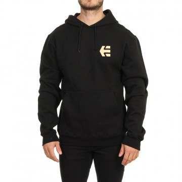Etnies Label Gradient Hoody Black