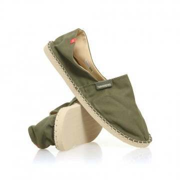 Havaianas Origine III Espadrille Shoes Green
