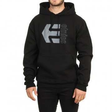 Etnies Corp Combo Hoody Black/Grey