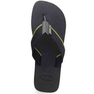 Havaianas Urban Brasil Sandals Black