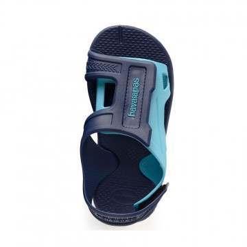 Havaianas Kids Move Sandals Navy Blue