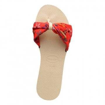 Havaianas You Saint Tropez Sandals Beige