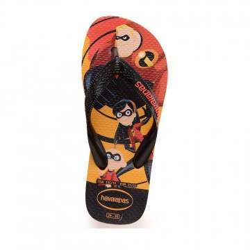 Havaianas Kids Incredibles 2 Sandals Strawberry