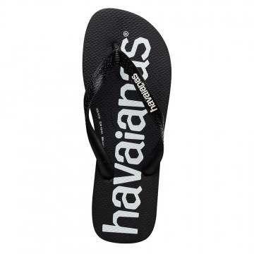 Havaianas Top Logomania Sandals Black