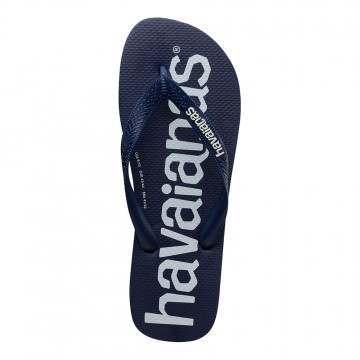 Havaianas Top Logomania Sandals Navy Blue