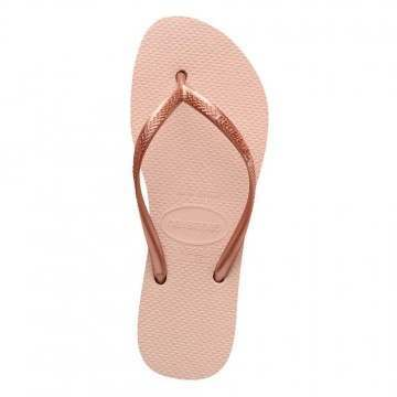 Havaianas Slim Flatform Sandals Ballet Rose