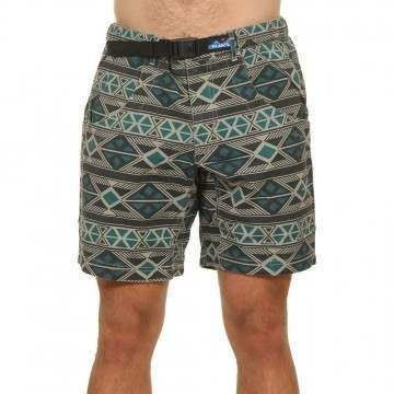 Kavu Chili Lite Shorts Graphic Stripe