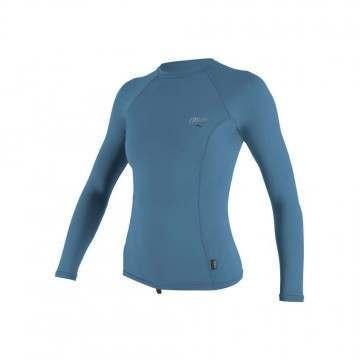ONeill Womens Premium Long Sleeve Rash Vest Prw